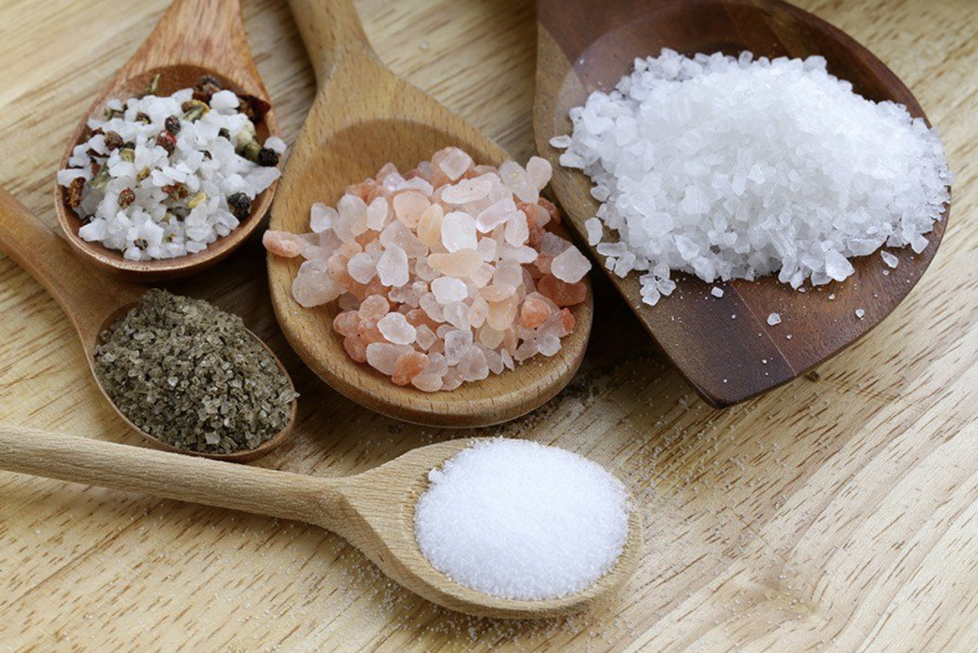Natuurzout en speciale zoutsoorten