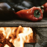 Gerookte Spaanse paprika