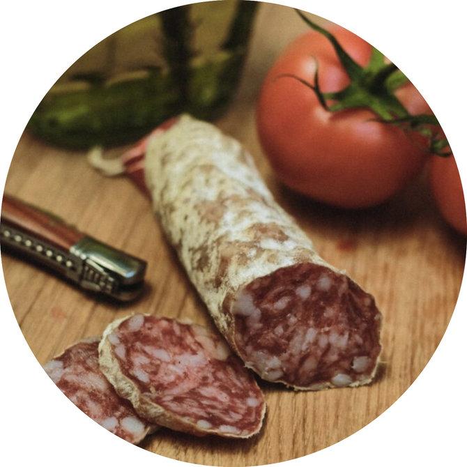 Salami naturel