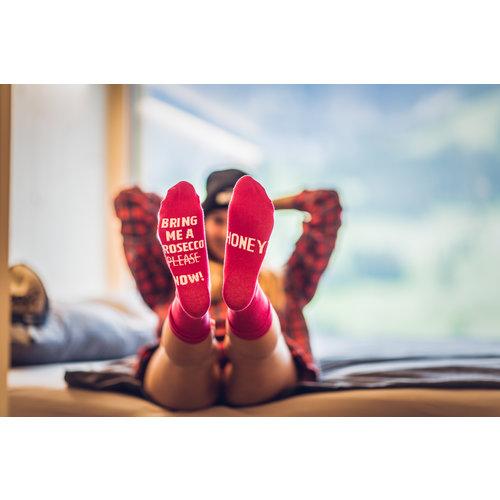 Prosecco Socks