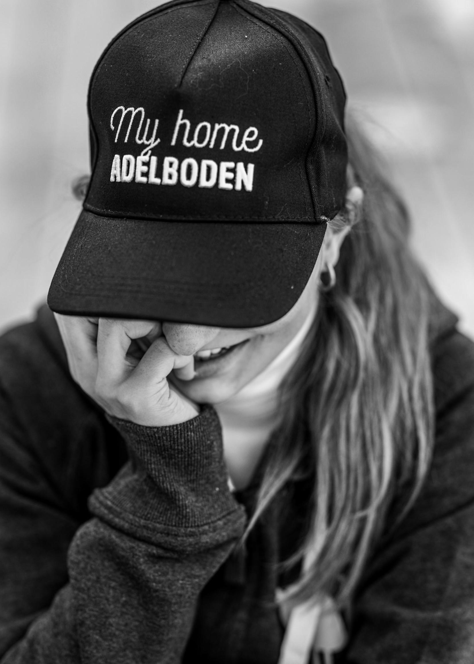 My Home Adelboden Cap