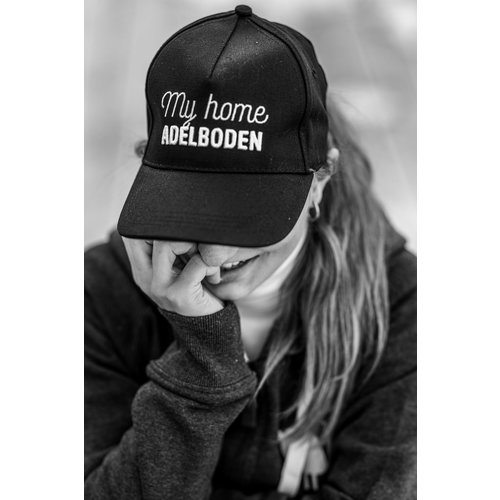 My Home Adelboden Cap