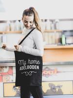 """Tasche """"My home Adelboden"""""""