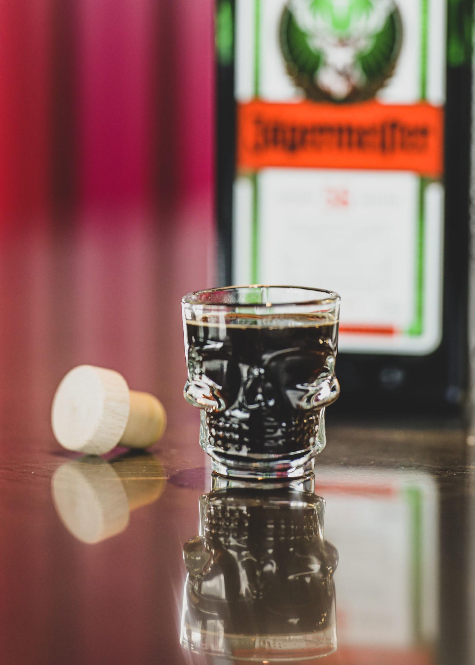 Revier shot glass