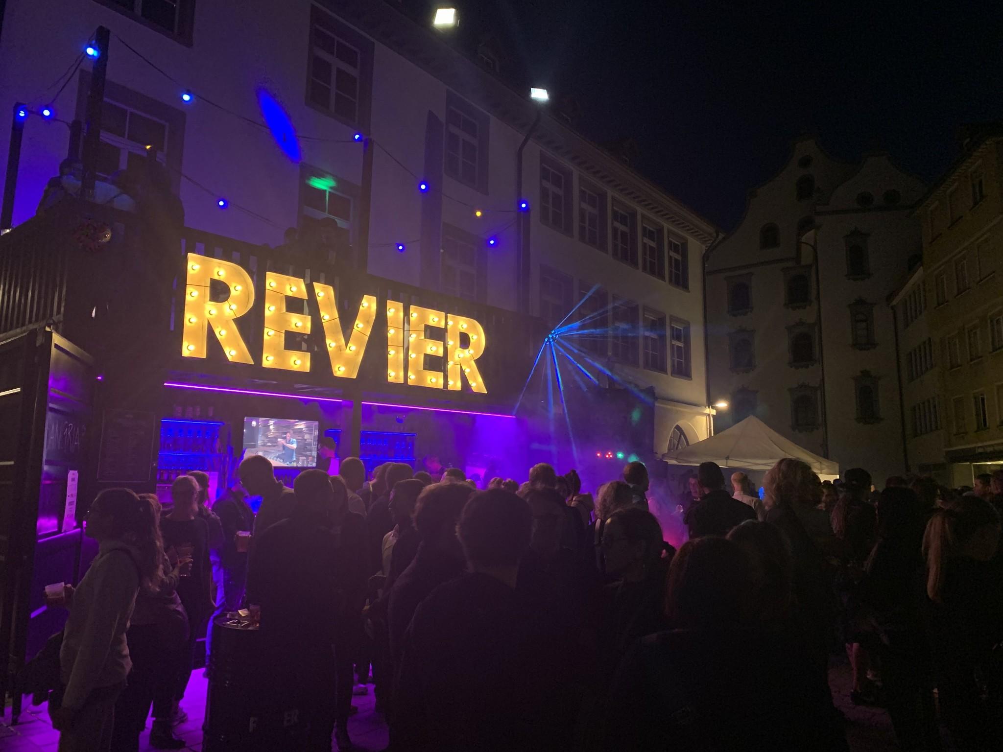 City festival - Saint Gallen