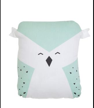 Fabelab Fabelab Dierenkussen Wise Owl