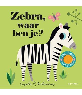 Ingela P Arrhenius Ingela P Arrhenius 'Where Is The Zebra?'