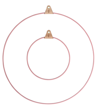 Strups Strups Ring Pink Small Ø 16 cm