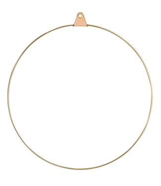 Strups Strups Ring Brass Large Ø 33cm