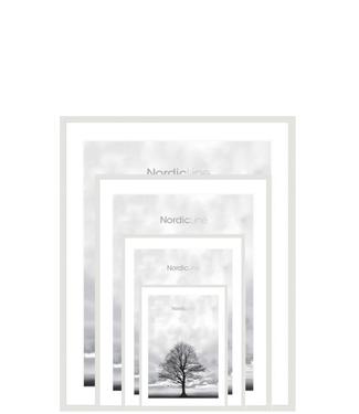 Incado Incado Nordic Line Slim Frame White (different sizes)