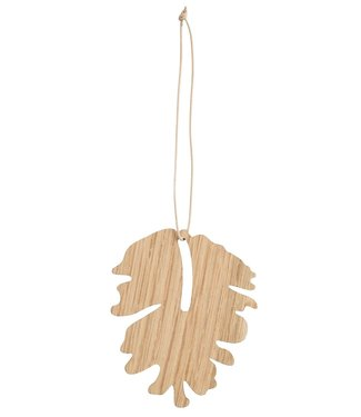 by Wirth by Wirth Christmas Hang on Oak Pine Cone
