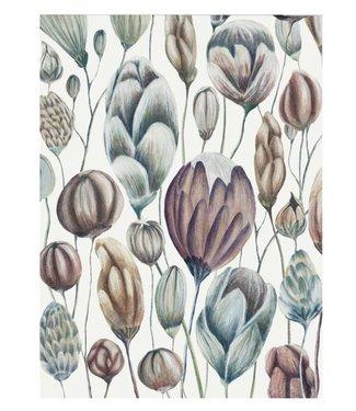 IMIform - Emelie Gårdeler IMIform Poster 30 x 40cm Blossom