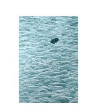IMIform - Emelie Gårdeler IMIform A5 Mini Poster Whale