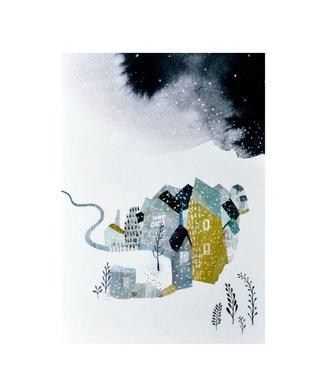 IMIform - Emelie Gårdeler IMIform A5 Mini Poster Winter