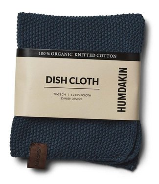Humdakin Humdakin Dish Cloth Sea Blue