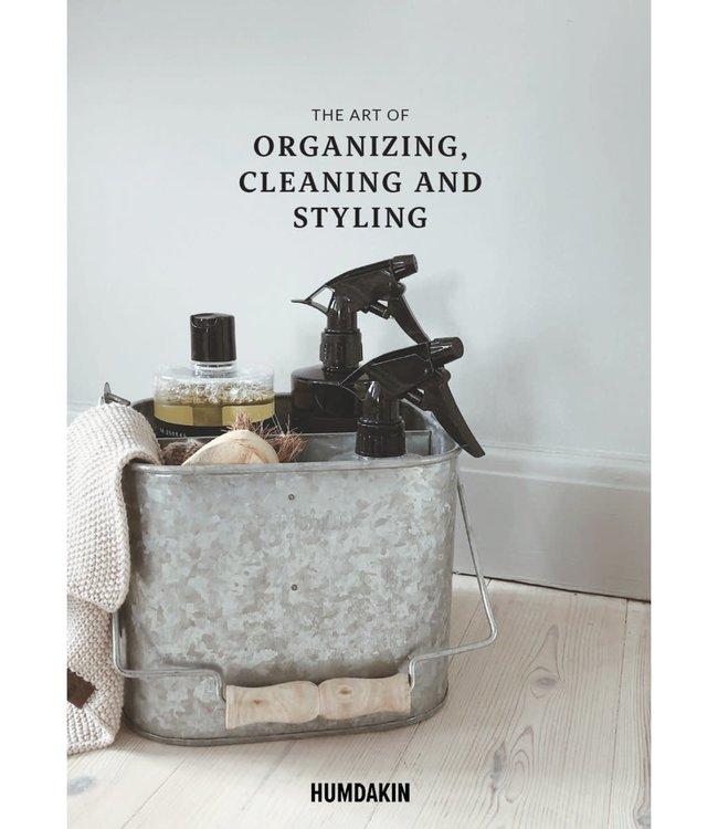 Humdakin Humdakin boek The art of organizing, cleaning and styling (in English)