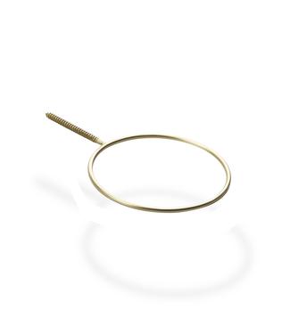 Scandinaviaform Scandinavia Form Botanic Ring Brass Small