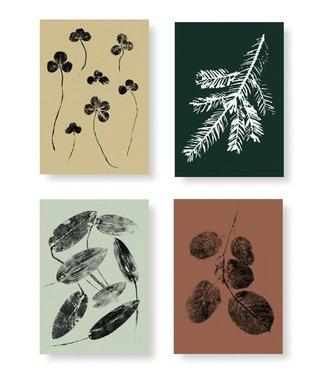 Teemu Järvi Teemu Järvi Card Set Leaves A5