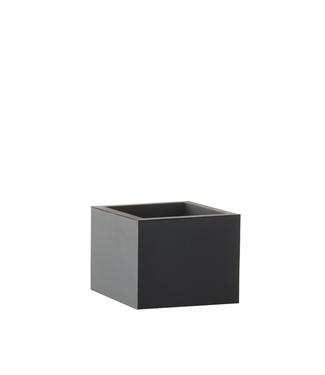 SEJ Design SEJ Design Zwart Bakje XX-Small 8x8x6cm