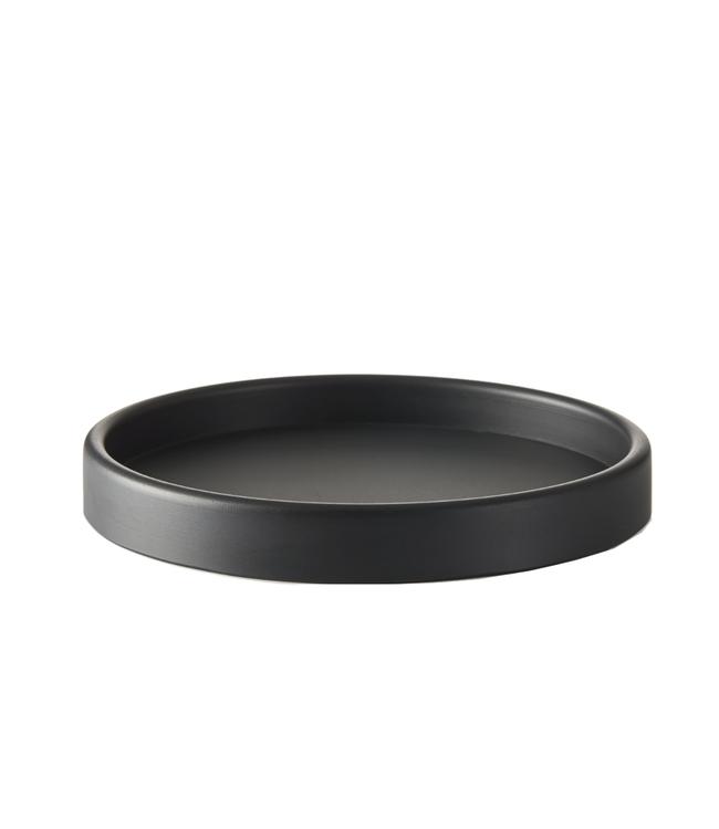 SEJ Design SEJ Design Black Serving Tray Round Ø 32cm