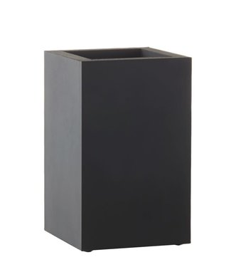 SEJ Design SEJ Design Black Vase 11x11x18cm