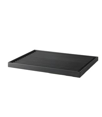 SEJ Design Sej Design Dish Rack Black Rubber 44x34cm