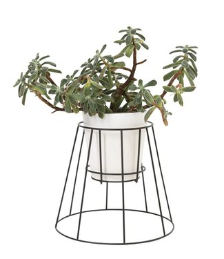 OK Design OK Design Cibele Plant Stand Small Black