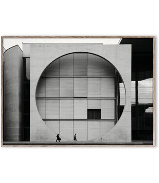 Paper Collective Paper Collective Photo Art Print 50x70cm Berlin without frame
