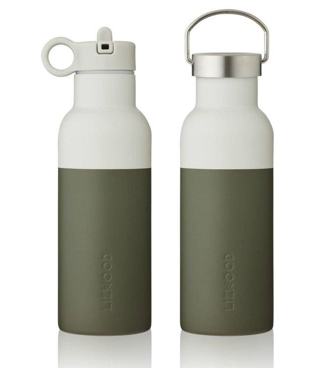 Liewood Liewood NEO Water Bottle  500ml hunter green greygreen