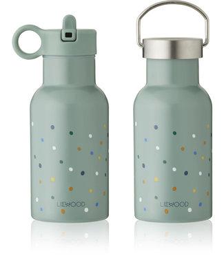 Liewood Liewood RVS Waterfles Drinkfles Confetti peppermint