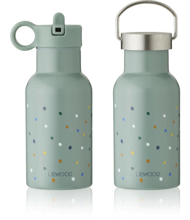 Liewood Liewood Stainless Steel Water Bottle Confetti peppermint