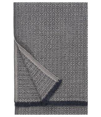 Lapuan Kankurit Lapuan Kankurit Koli Wollen plaid 150x170 Beige zwart