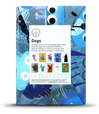 Studio Arhoj Studio Arhoj Paper Packs Dogs