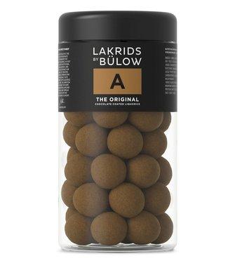 Lakrids by Bülow LAKRIDS BY BÜLOW - Lakrids A the Original - Regular 295g - Chocolate coated liquorice