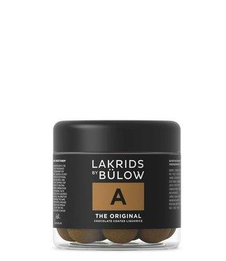 Lakrids by Bülow LAKRIDS BY BÜLOW - Lakrids A the Original - Small 125g - Chocolate coated liquorice