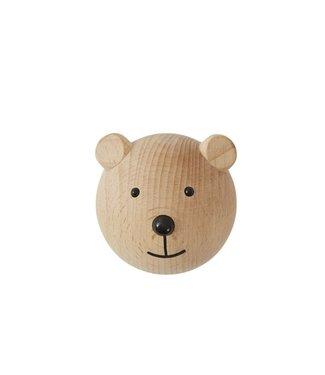 OYOY OYOY Mini Wall Hook Bear