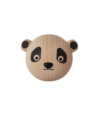 OYOY OYOY Wall Hook Panda