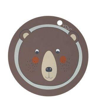 OYOY OYOY Children's Placemat Bear