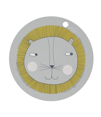 OYOY OYOY Children's Placemat Lion