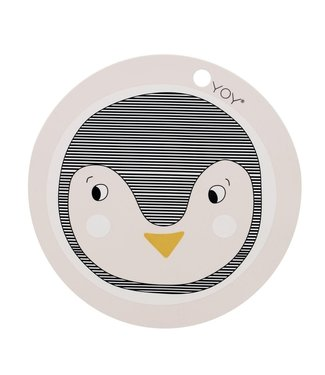 OYOY OYOY Kinderplacemat Pinguin