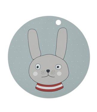 OYOY OYOY Children's Placemat Rabbit