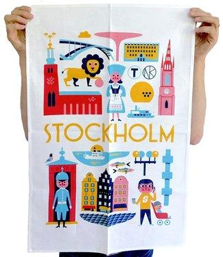 OMM Design OMM Design  Stockholm Tea Towel