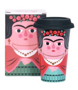 OMM Design OMM Design Travel Mug Frida