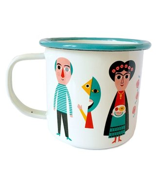 OMM Design OMM design Enamel Cup  Artists
