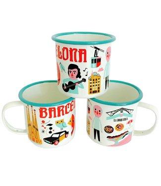 OMM Design OMM design Enamel Cup Barcelona