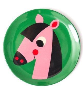 OMM Design OMM design Horse Melamine Plate