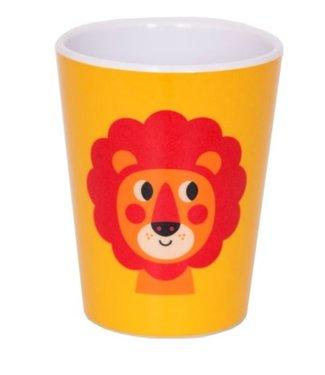 OMM Design OMM design Lion Yellow Melamine Cup