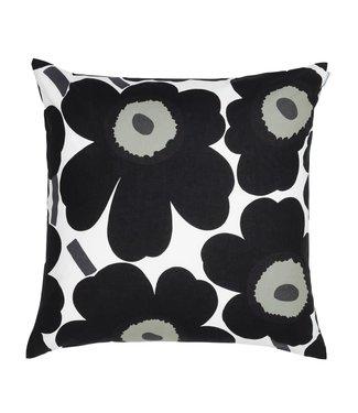 Marimekko Marimekko Pieni Unikko cushion cover black 50x50cm