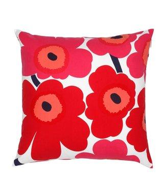 Marimekko Marimekko Pieni Unikko cushion cover red pink 50x50cm