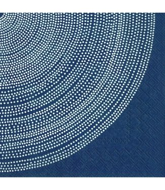 Marimekko Marimekko Fokus Blue Paper Napkin 33x33cm